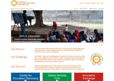 Association for Childhood Education International (ACEI)