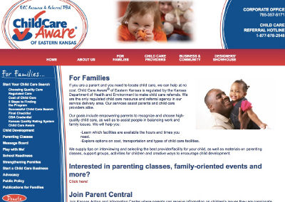 Child Care Aware of Eastern Kansas