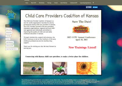 Child Care Provider Coalition of Kansas, Inc. (CCPC, INC)