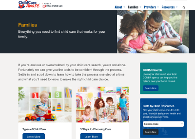 Child Care Aware – National