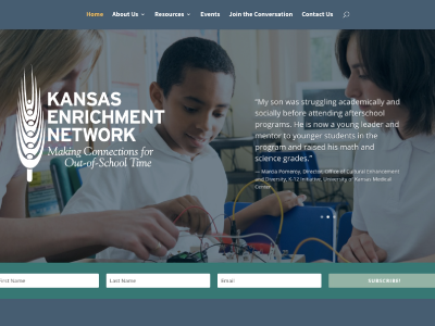 Kansas Enrichment Network