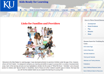 Kids Ready for Learning