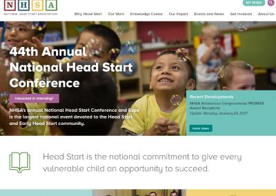 National Head Start Association (NHSA)