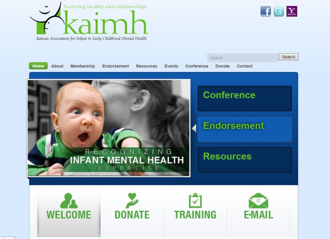 Kansas Association for Infant & Early Childhood Mental Health