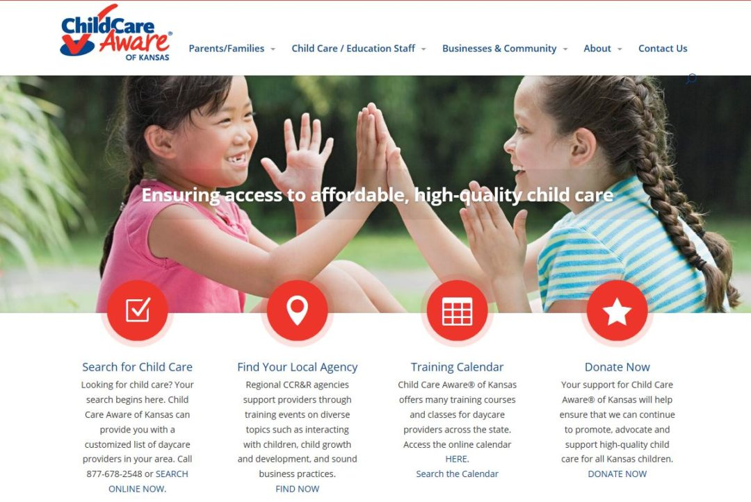 Child Care Aware of Kansas