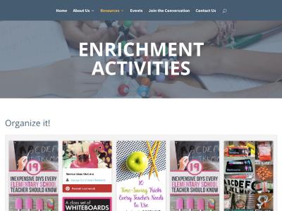 Kansas Enrichment Network – Enrichment Activities