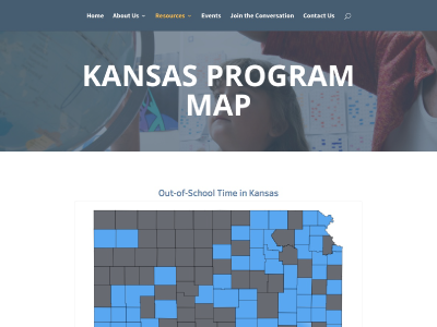 Kansas Enrichment Network – Program Map