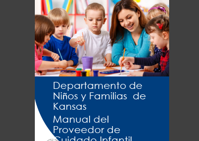 Child Care Provider Handbook-Spanish