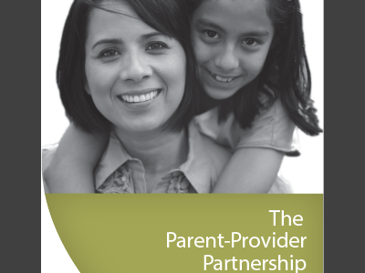 The Parent-Provider Partnership Handbook