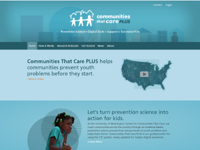 Communities that Care PLUS
