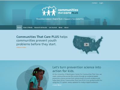 Communities that Care PLUS