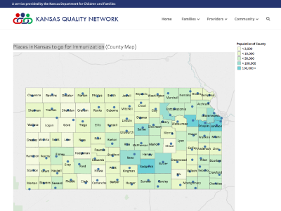 Places in Kansas to Go for Immunization