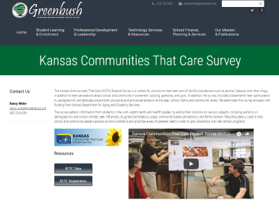 Kansas Communities that Care