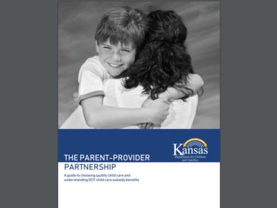 The Parent-Provider Partnership Handbook