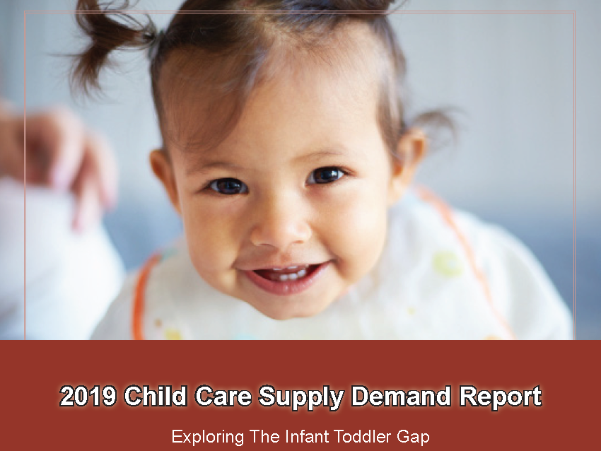 Kansas Child Care Supply Demand Reports