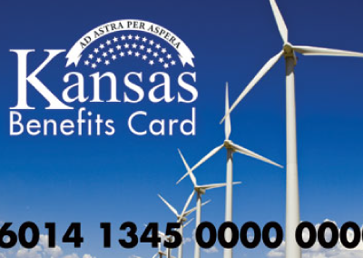 Kansas EBT Card for Child Care Benefits