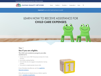 Child Care Subsidy