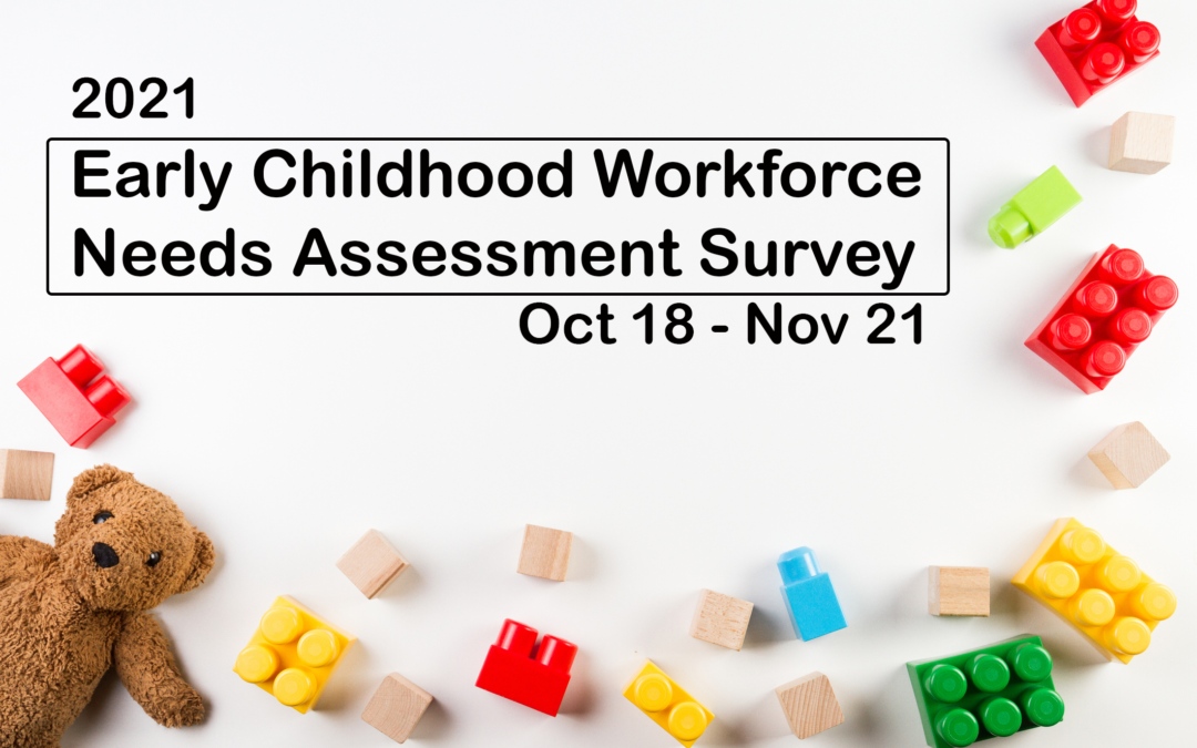 Early Childhood Workforce Needs Assessment Survey